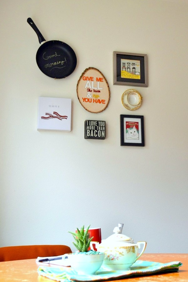 Tattooed Martha - Breakfast Gallery Wall (6)