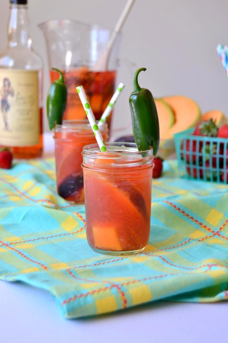 Spicy Sailor Sangria