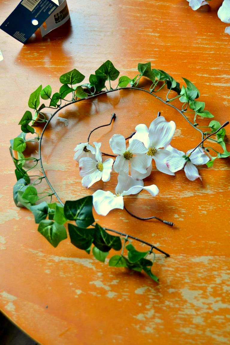 Tattooed Martha - DIY Summer Flower Crown (2)