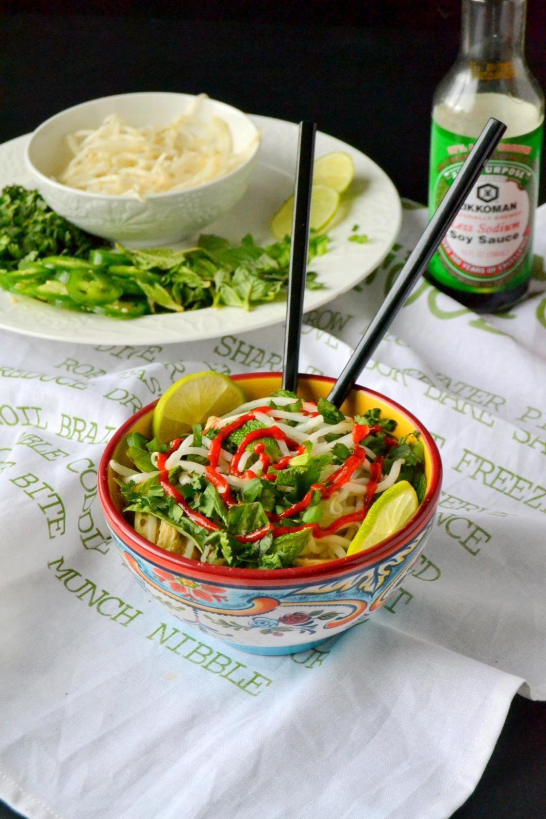 Tattooed Martha - 30 Minute Noodle Bowl (Gluten-Free) (9)