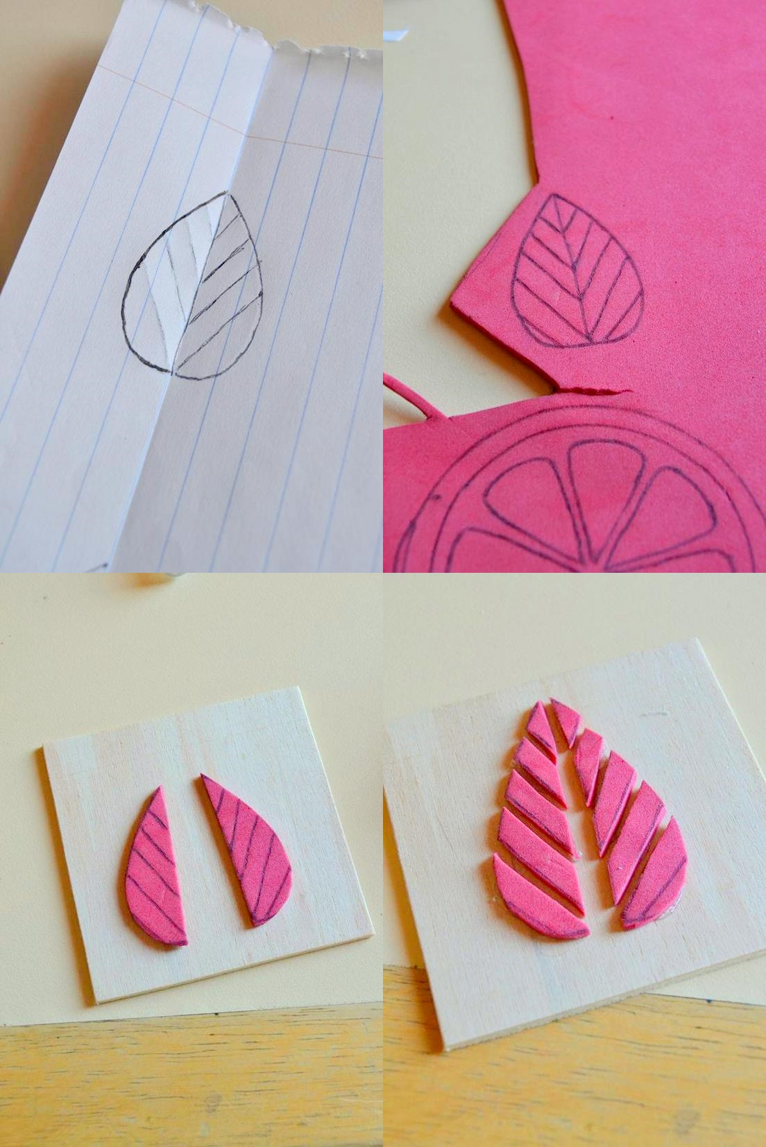 Tattooed Martha - DIY Foam Stamps (3)