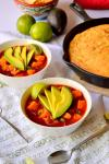 Spicy Sweet Potato and Black Bean Chili