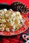 Peppermint Crunch Popcorn Mix