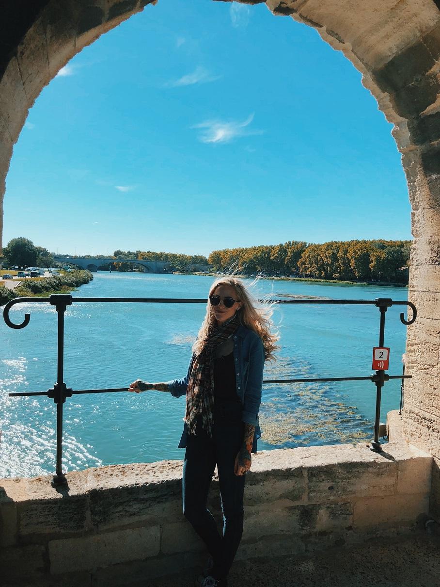 Exploring Avignon