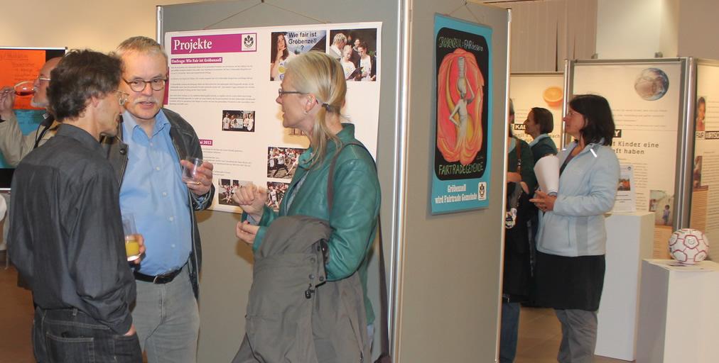 Fairtrade Ausstellung