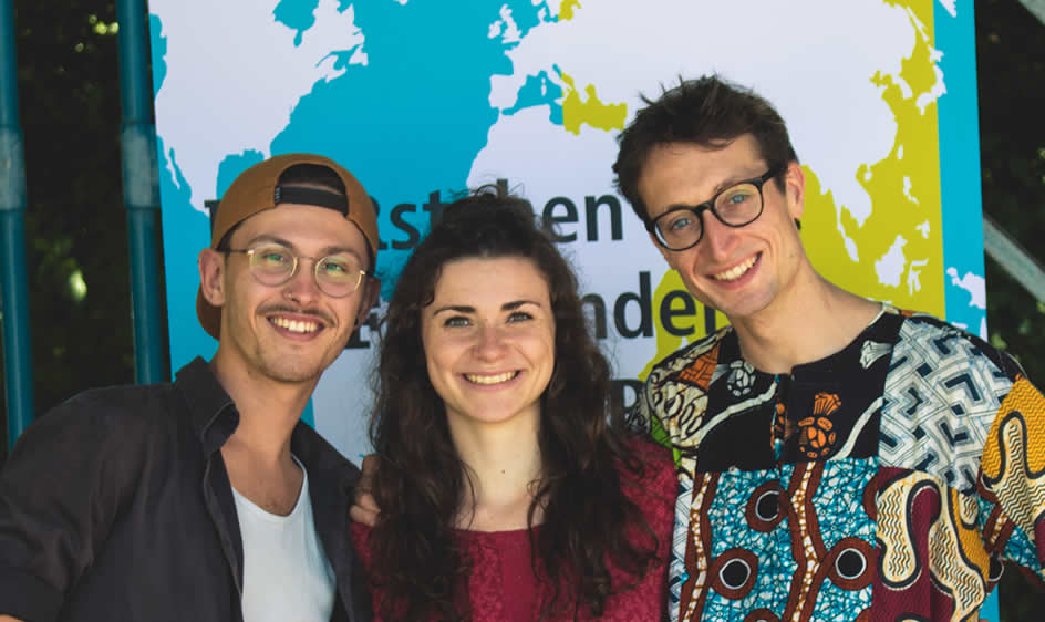 Fairtrade Videodreh in Gröbenzell
