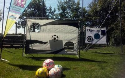 Gröbenzeller Zeugnisfest: Fair Play mit Fairen Bällen