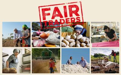 Fairtraders – der Film – 17. April in Gröbenzell