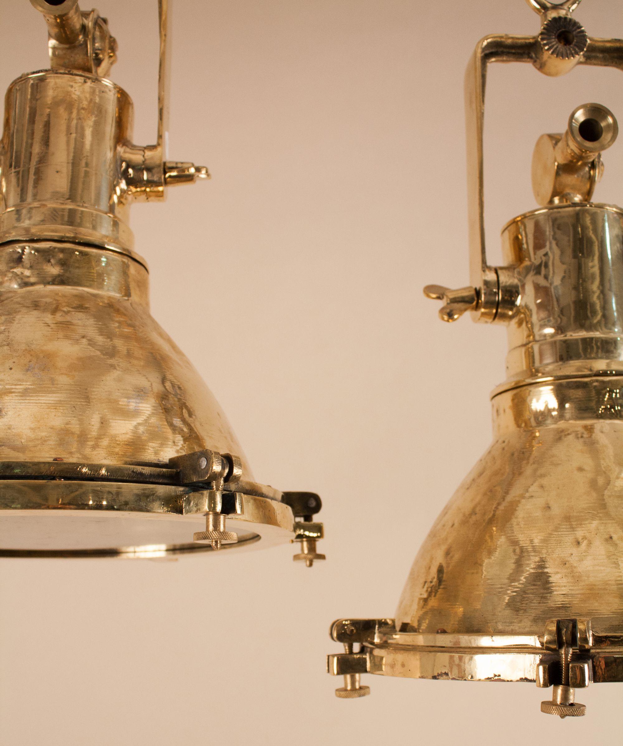 Bell Pendant Light