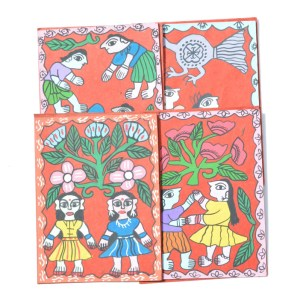 Fair Trade Cards Mithila people – CPmp