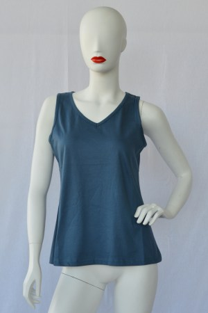 fair trade organic cotton vest