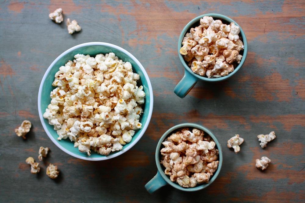 fair trade popcorn recipe