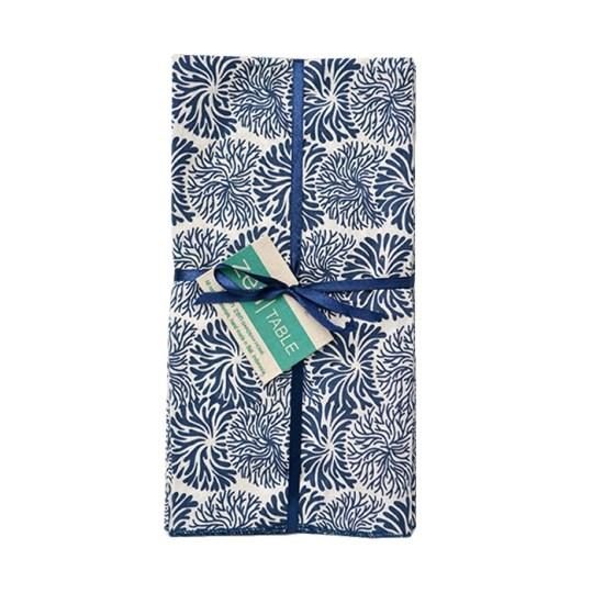 indigo tumbleweed napkins