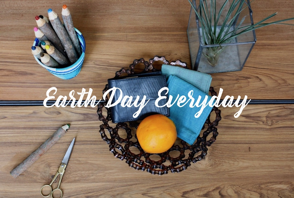 Earth Day Everyday with Fair Trade