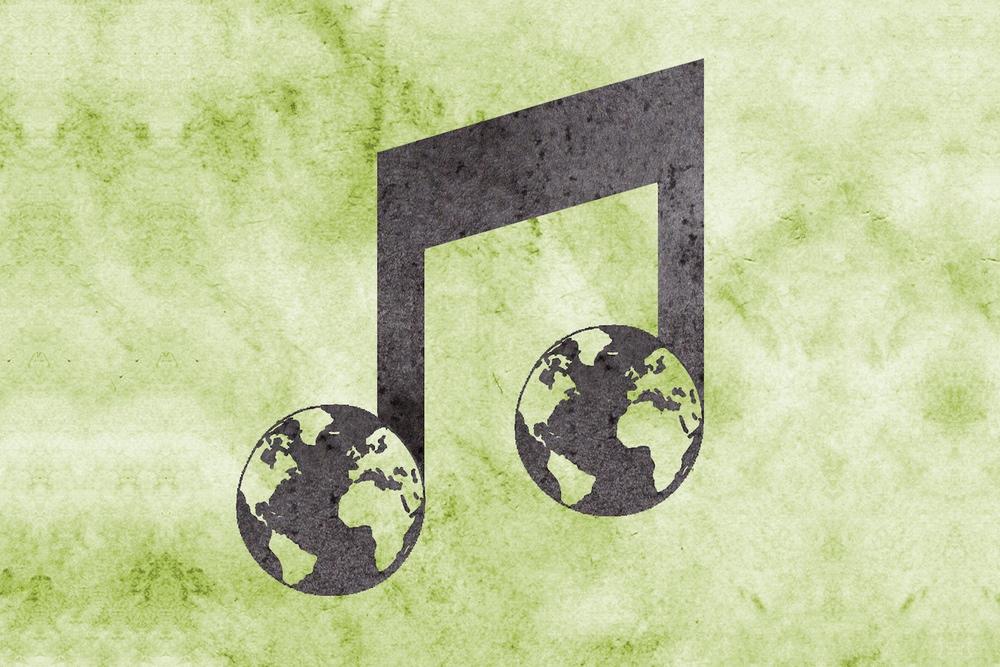 global pop playlist