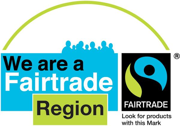 We are a Fairtrade Region