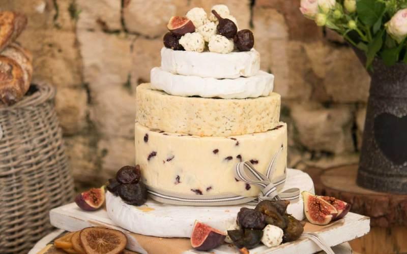 Do It Yourself Cheese Wedding Cake | Invitationsjdi.org