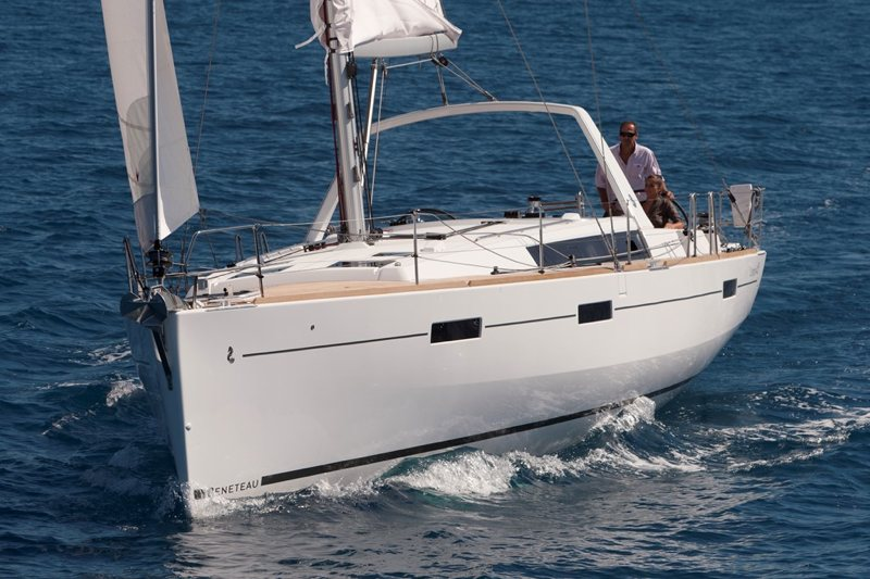 Oceanis 45 2017 Croatia Fairview Sailing