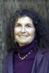 Study co-author Arlene Blum of the Green Science Policy Institute and University of California, Berkeley.