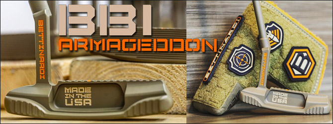 Bettinardi BB1 Armageddon Putter