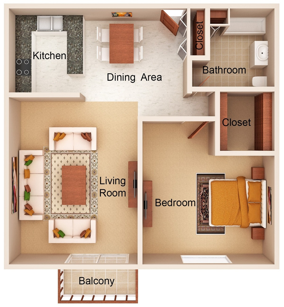 floor plans fairway green apartments residents enjoy our large standard one bed room at 750 sq ft carpet and tile flooring all apartments have newer appliances and a large bathroom