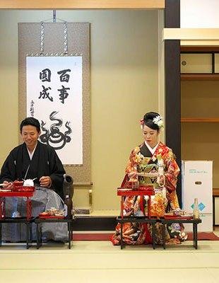 豊川稲荷 仏前結婚式