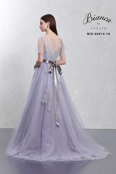 カラードレス人気色あわくふんわりしたペールトーンとくすみ色