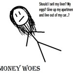 money woes