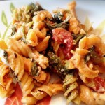 Spinach Tomato Rotini