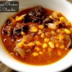 Pumpkin Chicken Corn Chowder