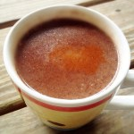 Mexican Orange Hot Chocolate