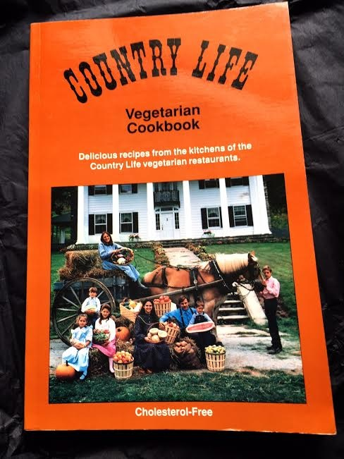 Country Life Vegetarian Cookbook