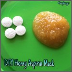 DIY Honey Aspirin Mask
