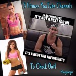 3 Fitness YouTube Channels To Check Out | fairyburger.com