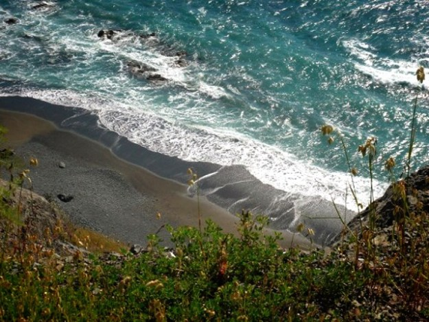 Coastal Trail - Hidden Beach Section