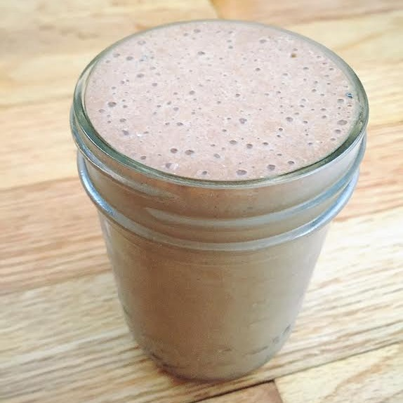 Chocolate Peanut Butter Milk