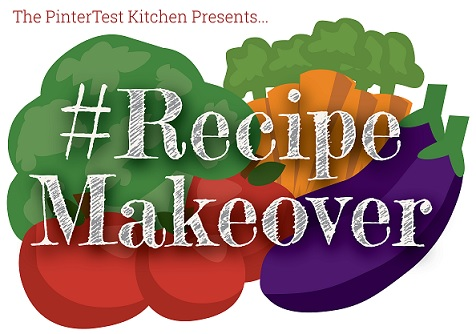 Recipe Makeover (giveaway!)