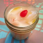 Che Thai (Fruit Cocktail in Coconut Milk) | @fairyburger