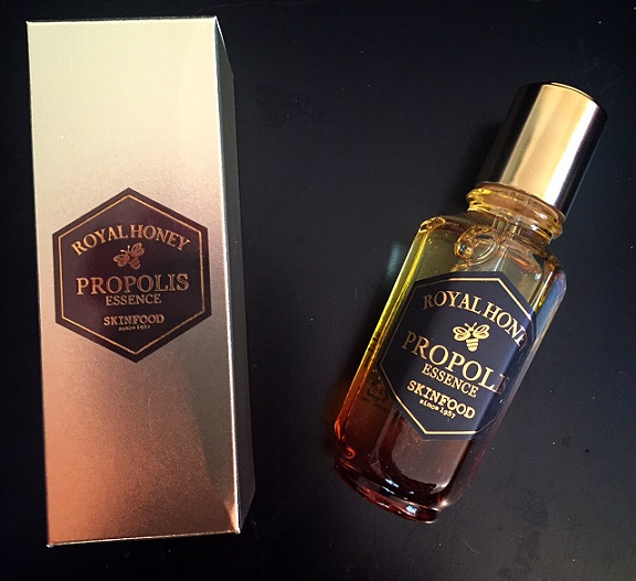 Skinfood Honey Propolis Essence | @fairyburger