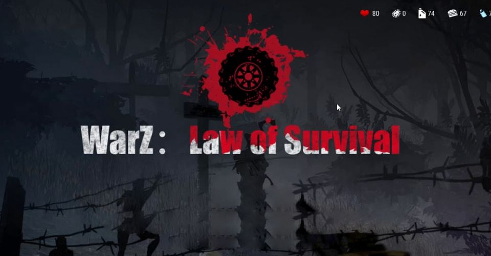 WarZ Law of Survival cover - 【修改版】末日:生存法則 WarZ: Law of Survival 1.1.8 資源不減