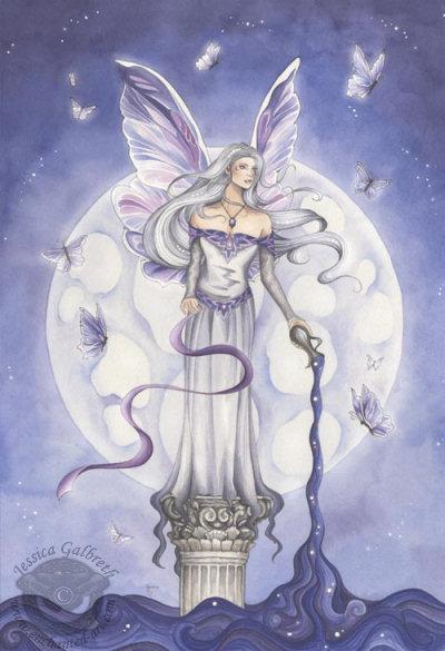 Fairy Magyk Ecards Jessica Galbreth Serenity