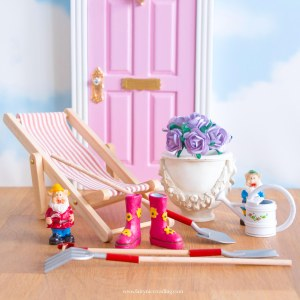 Fairy Gardening accessory set for Fairy Doors UK