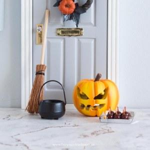 halloween fairy door accessory set
