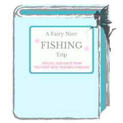 Fairy Door ideas - Fishing