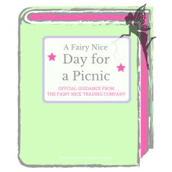 How to make a Fairy Picnic