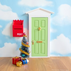 Christmas Elf Door set uk