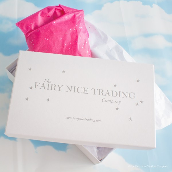The Fairy Nice Trading gift box