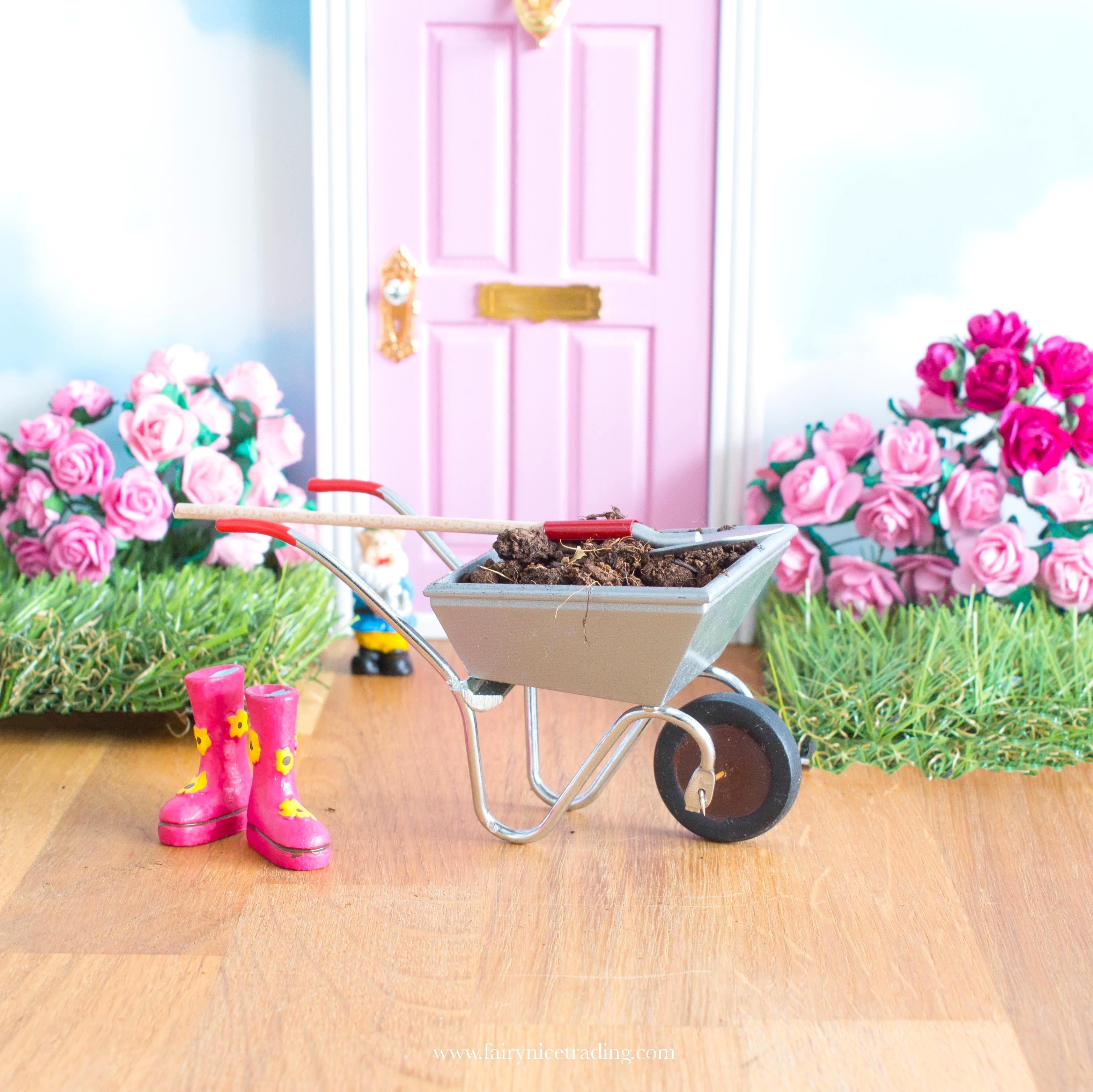 wheelbarrow for Fairy Garden UK
