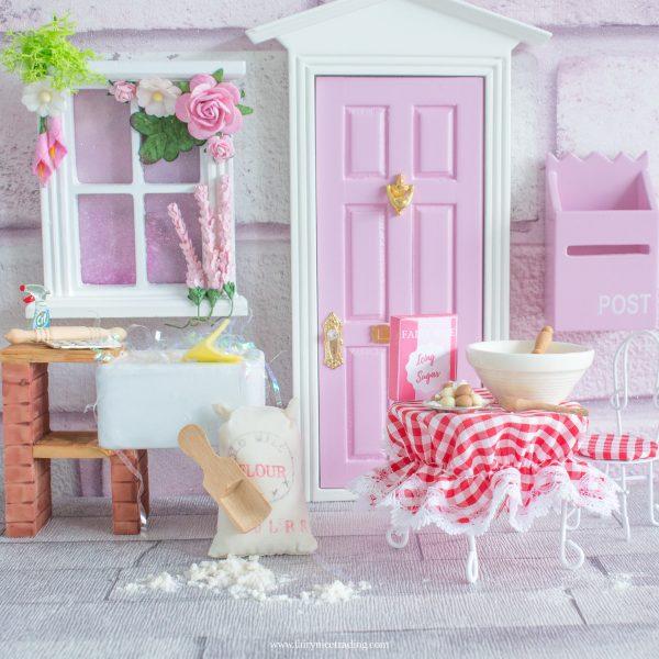 fairy door kitchen accessories