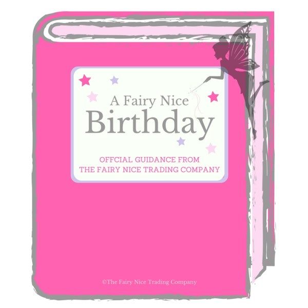 Birthday fairy door ideas